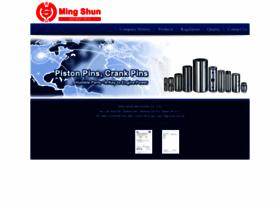 mingshun.com.tw