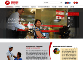 minhanhhospital.com.vn