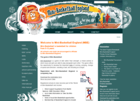 mini-basketball.org.uk