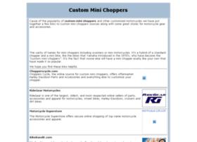 mini-choppers.downloads4all.com