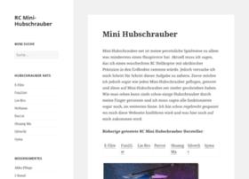 mini-hubschrauber.net