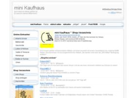 mini-kaufhaus.com