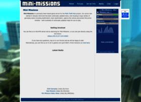 Mini-missions.org