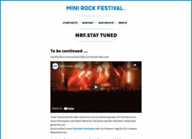 mini-rock-festival.de