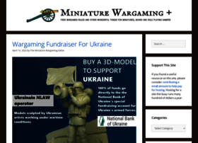 miniaturewargaming.com