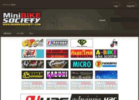 minibike-society.com