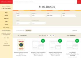 minibooks.scholastic.com