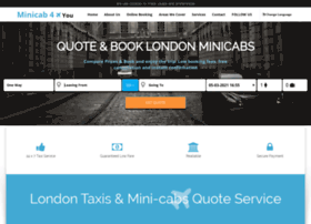 minicab4you.co.uk
