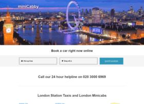 minicabby.com