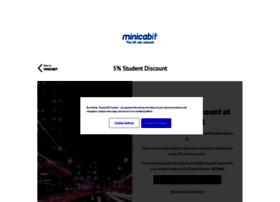 minicabit.studentbeans.com