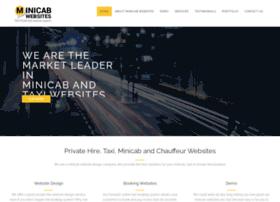 Minicabwebsites.co.uk
