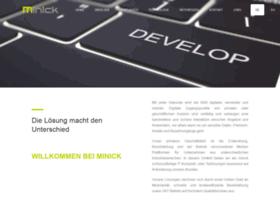 minick.net