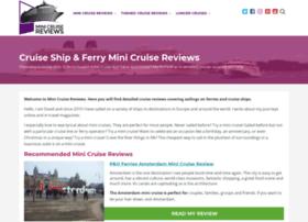 minicruisereviews.co.uk