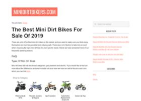 minidirtbikers.com