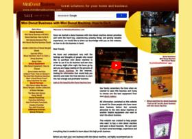 minidonutbusiness.com