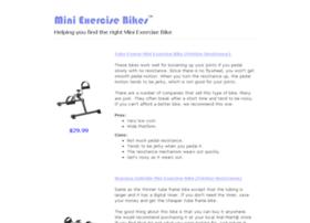 miniexercisebike.com
