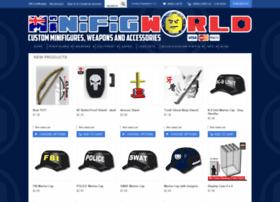 minifigworld.com