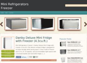 minifreezersrefrigerators.com