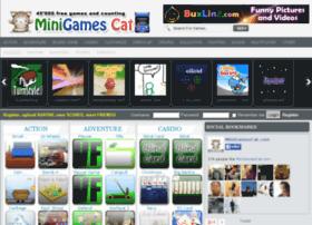 minigamescat.com