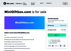 minigiftbox.com