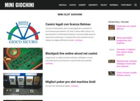 minigiochini.com