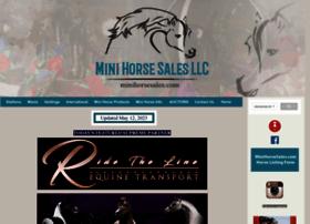 minihorsesales.com