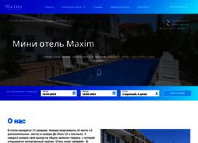 minihotel-maxim.ru
