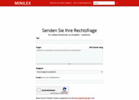 minilex.de