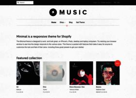 minimal-music.myshopify.com