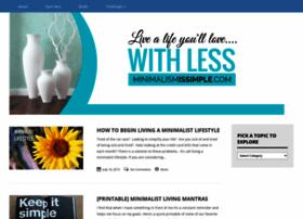 minimalismissimple.com