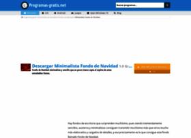 minimalista-fondo-de-navidad.programas-gratis.net