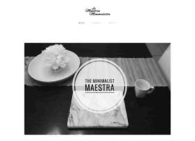 minimalistmaestra.com