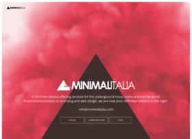 minimalitalia.com