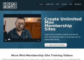 minimembershipsiteexpert.com