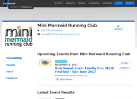 minimermaids.racemine.com