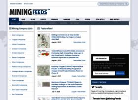 miningfeeds.com