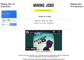 miningjobsnoexperience.net.au