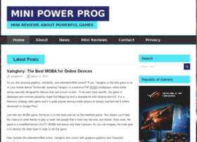 minipowerprog.com