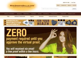minisportsballs.com