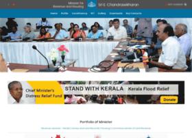 minister-revenue.kerala.gov.in