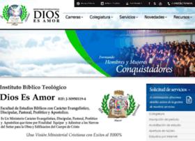 ministeriodiosesamor.net.ve