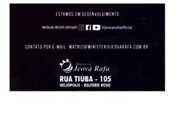 ministeriojeovarafa.com.br