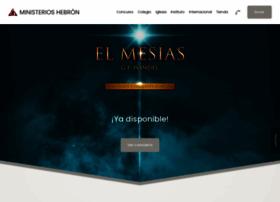 ministerioshebron.com