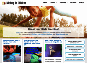 Ministry-to-children.com