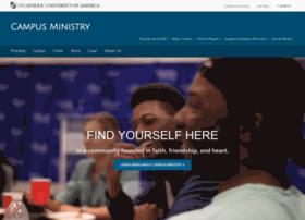 ministry.cua.edu
