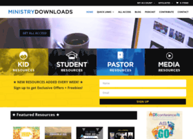 ministrydownloads.com