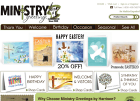 ministrygreetings.com