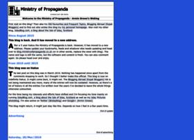 ministryofpropaganda.co.uk