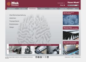 mink-buersten.com