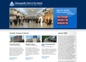 minneapolisparkflyhotels.com